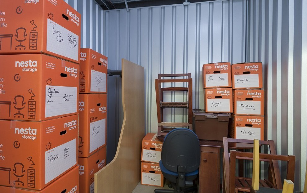Reasons for Self storage