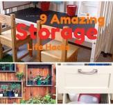 storage life hacks