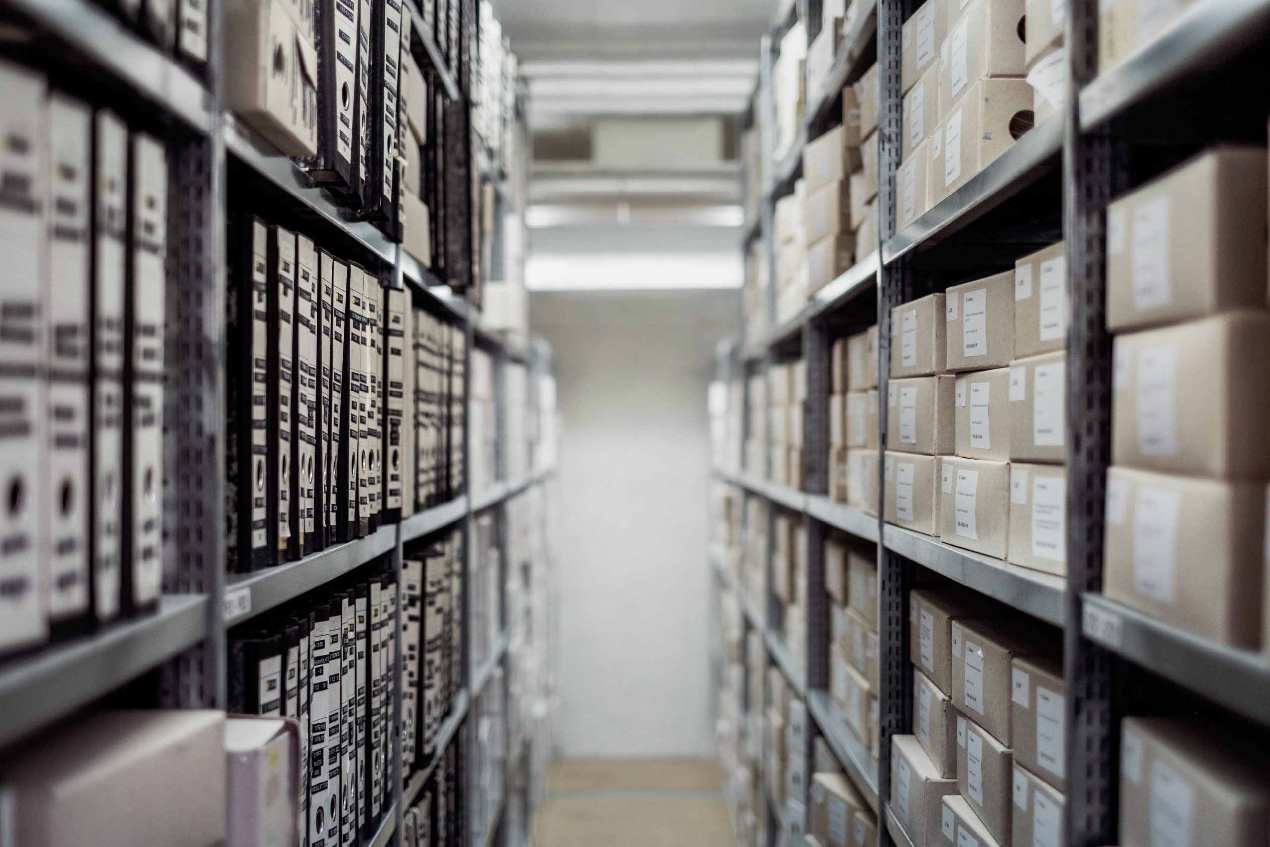 How to Organise Your Business's Self-Storage