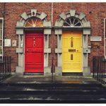 Dublin front doors