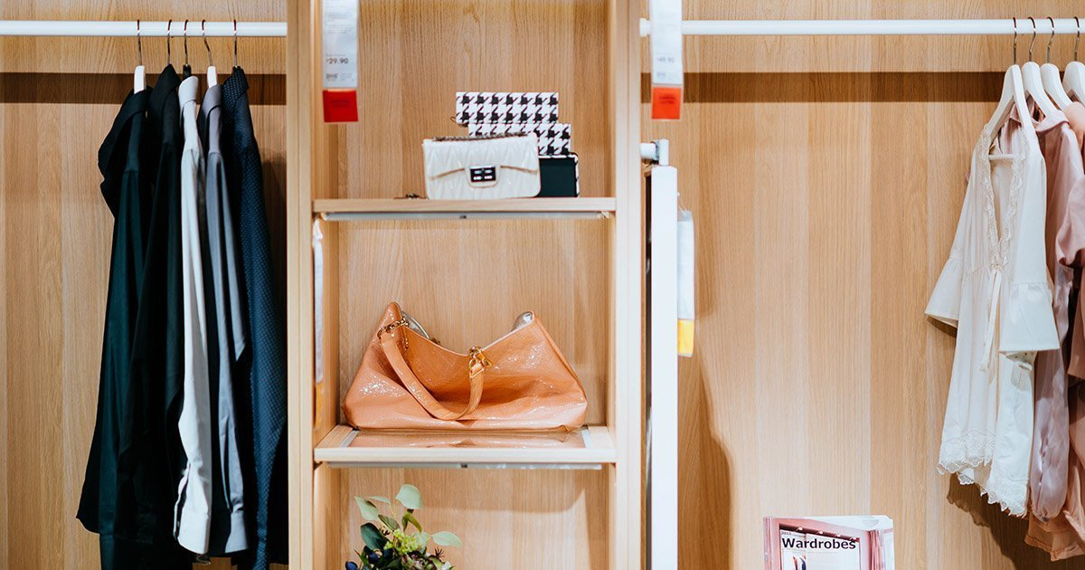 Our Top 5 Closet Spring Cleaning Tips