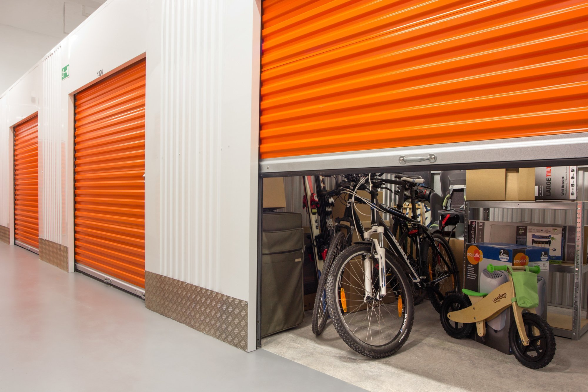How to Organise Your Self Storage Unit