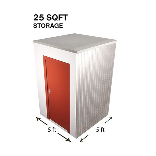 25sqft Storage Unit