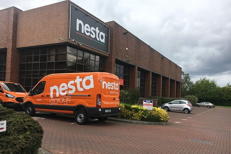 Sandyford self storage nesta