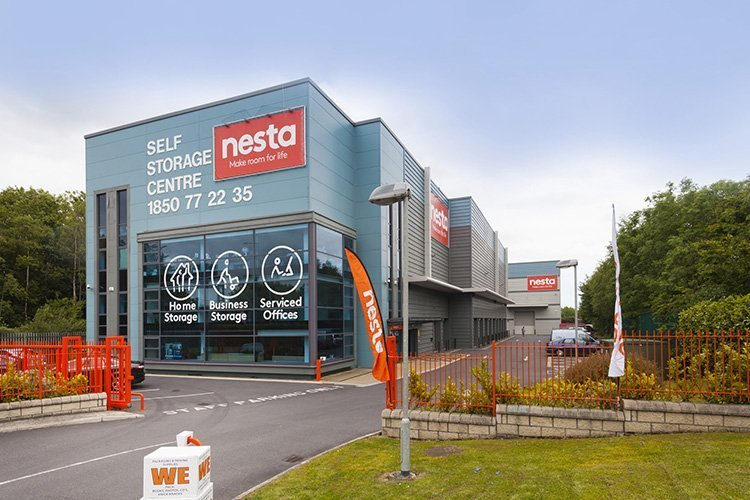 Santry self storage nesta