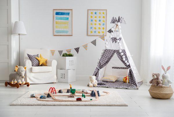declutter kids room