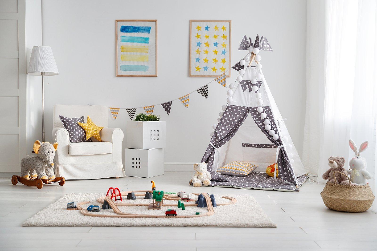 How to Declutter Kids Rooms