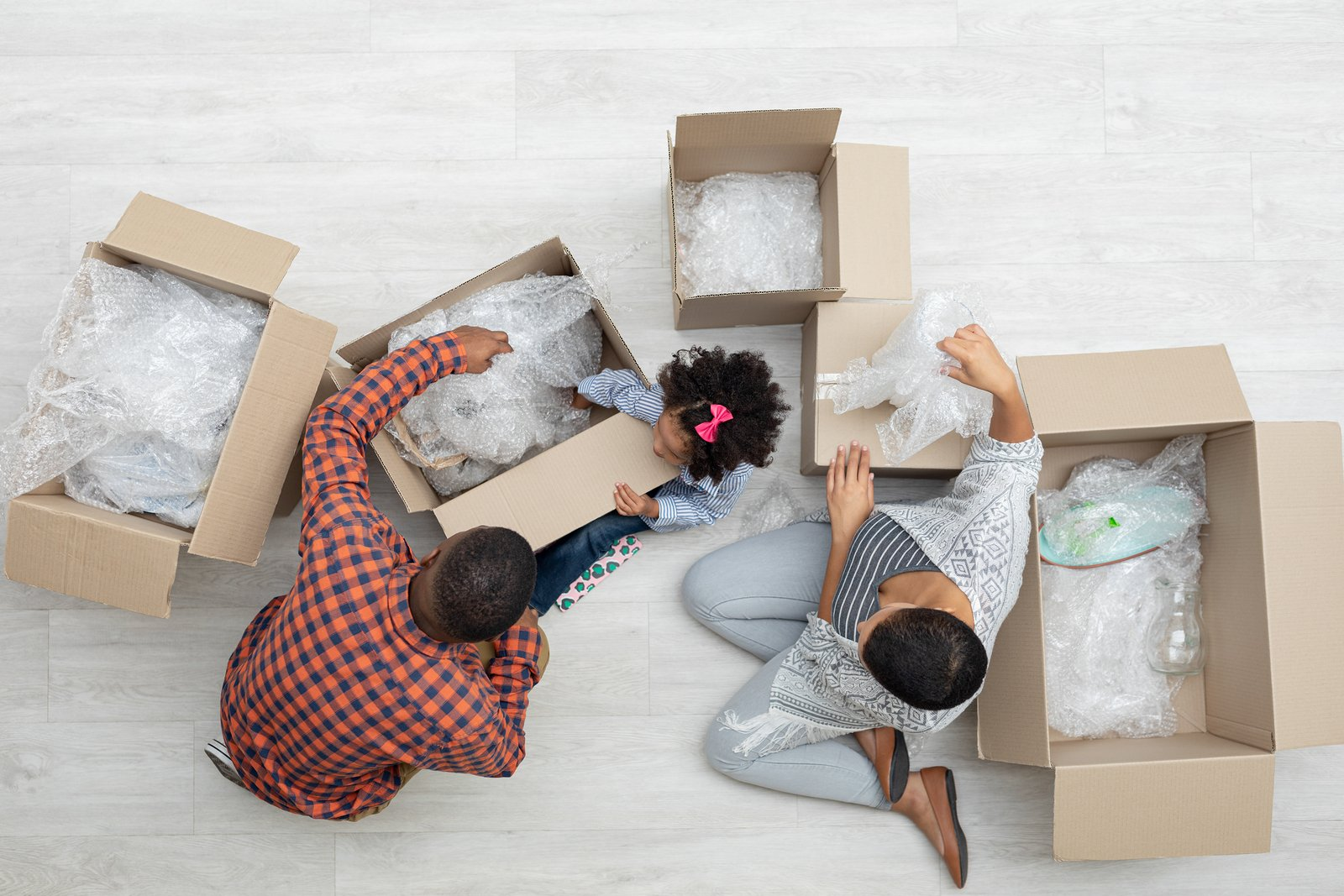 How To Pack Cardboard Boxes For Storage