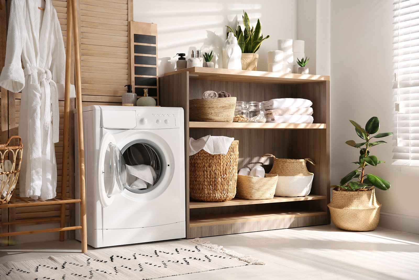 5 Ways to Make the Most of a Small Utility Room