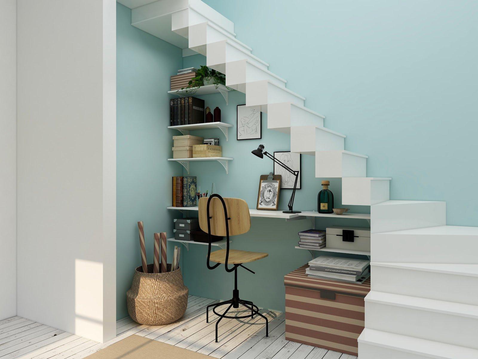 How to Make Under Stairs Storage