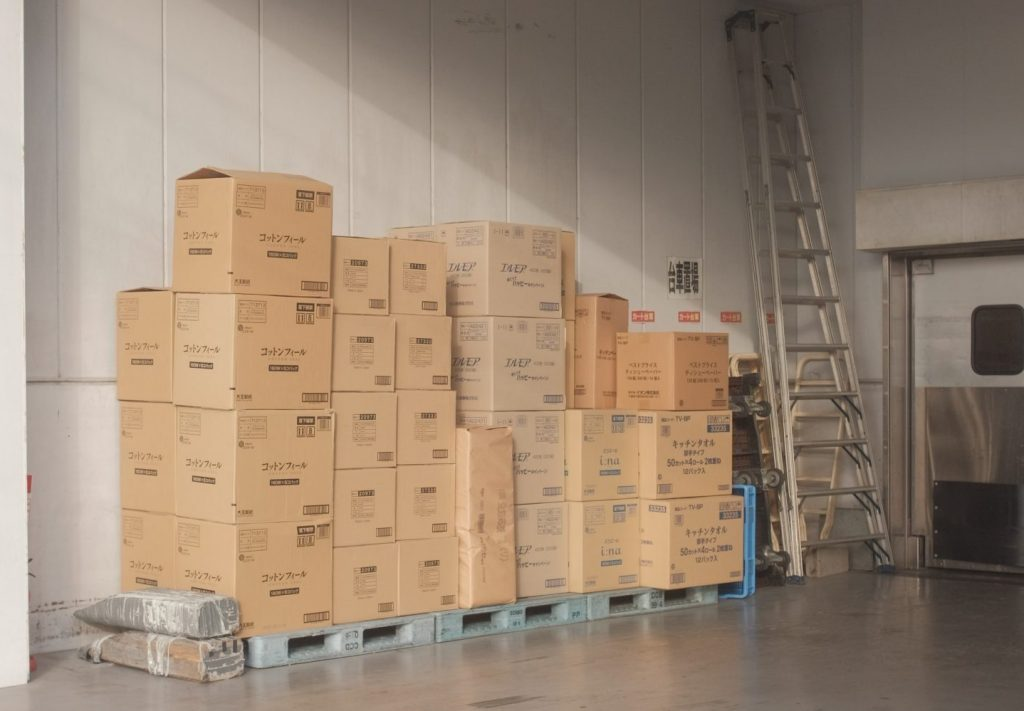 Moving home from abroad requires moving boxes overseas through a moving company